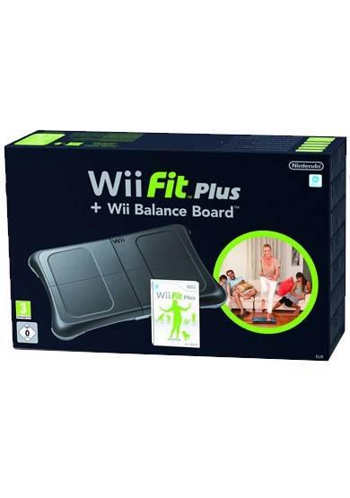 Wii fit plus balance board black standaard boekhandel - Bibliotheek balances ...