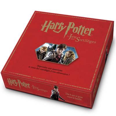 Harry Potter : le jeu des sortilèges