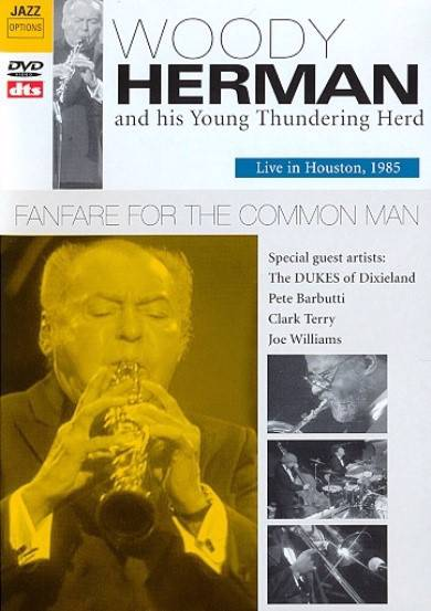 Woody Herman - fanfare for the common man   Standaard ... A Common Man Dvd