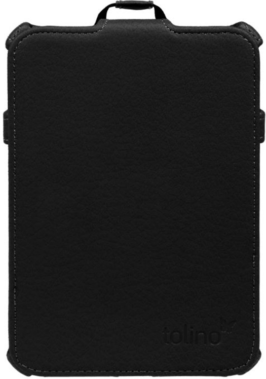 Etui support noir pour e-reader Shine 2 HD
