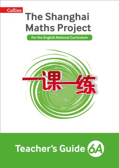 Shanghai Maths Project Teacher's Guide Year 6A