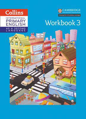 Cambridge Primary English as a Second Language Workbook Stage 3
