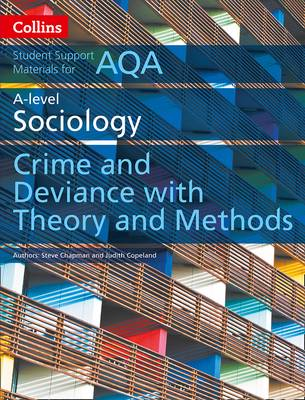 AQA A Level Sociology Crime and Deviance with Theory and Methods