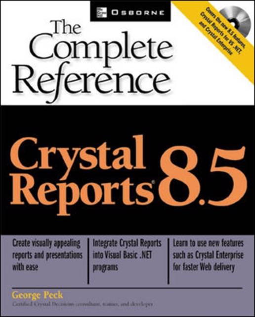 Crystal Reports 8.5