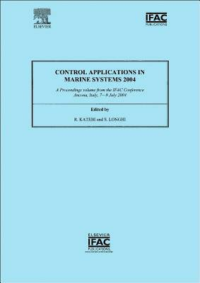 Control Applications in Marine Systems 2004