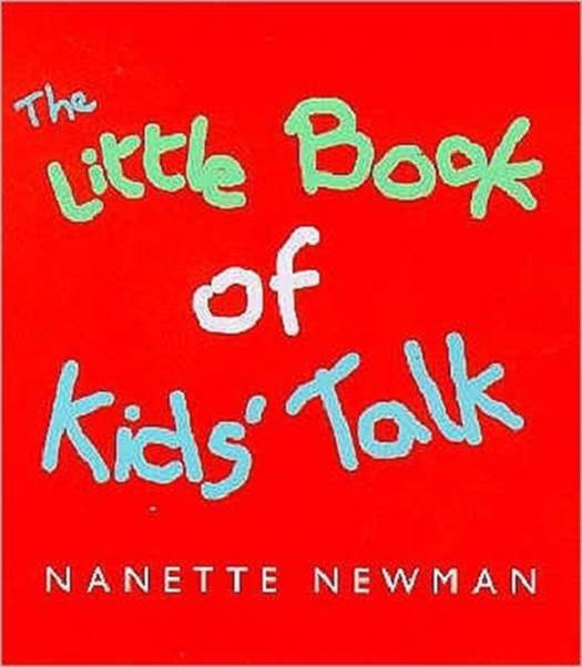 Little Book Of Kid's Talk