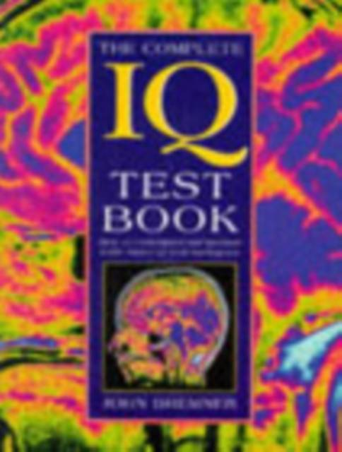 Complete Iq Test Book