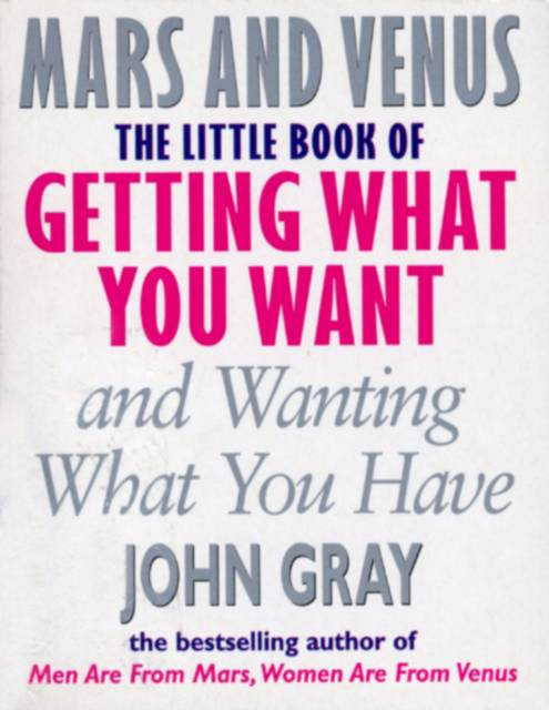 Little Book Of Getting What You Want And Wanting What You Have