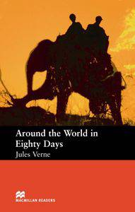 Around the World in 80 Days Book only - Macmillan Reader Beginner Level