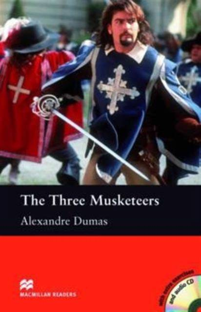 Three Musketeers - With Audio CD