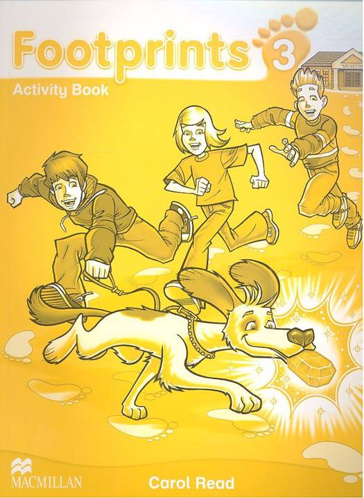 Footprints 3 Activity Book B1