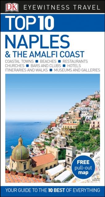 DK Eyewitness Top 10 Travel Guide Naples & The Amalfi Coast