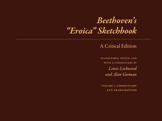 Beethoven's 'Eroica' Sketchbook