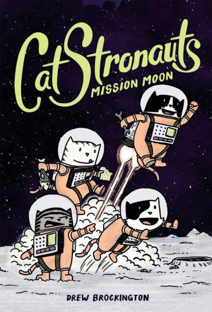 Catstronauts: Mission Moon