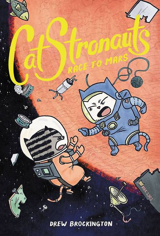 Catstronauts: Race to Mars