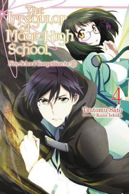 Irregular at Magic High School, Vol. 4 (light novel)