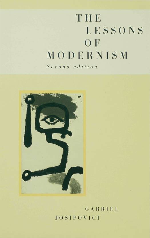 Lessons of Modernism