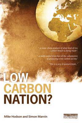 Low Carbon Nation?