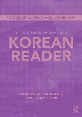 Routledge Intermediate Korean Reader