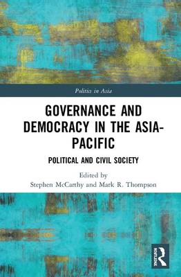 Governance and Democracy in the Asia Pacific