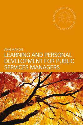 Learning and Personal Development for Public Services Managers