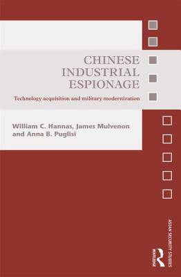 Chinese Industrial Espionage