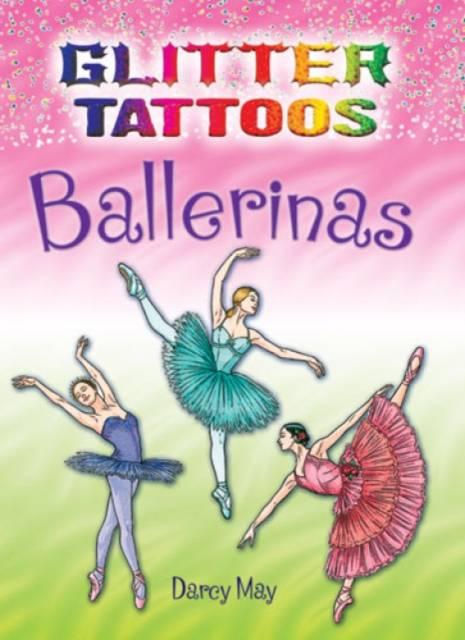 Glitter Tattoos Ballerinas
