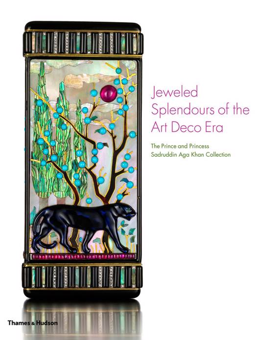 Jeweled Splendours of the Art Deco Era