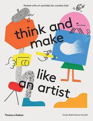 think and make like an artist