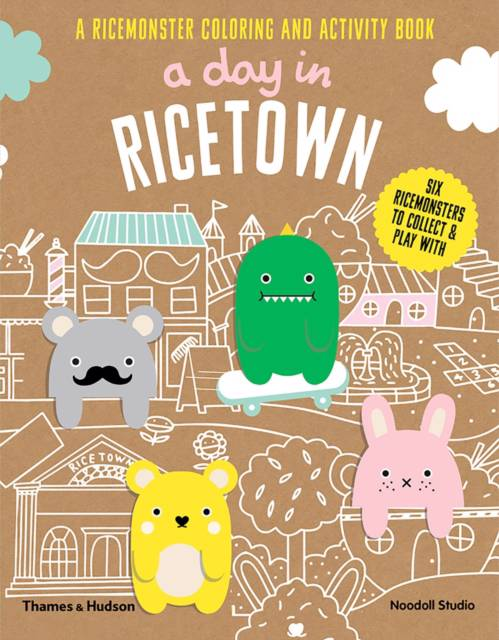 Day in Ricetown