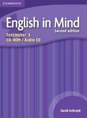 English in Mind Level 3 Testmaker CD-ROM and Audio CD