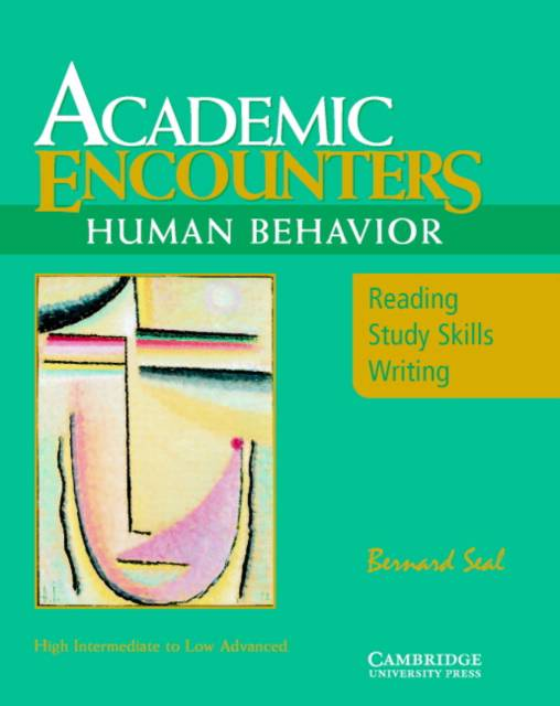 Academic Encounters: Human Behavior Student's Book