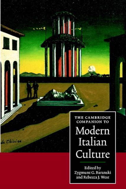 Cambridge Companion to Modern Italian Culture
