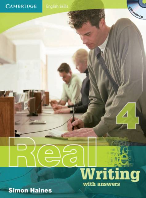 Cambridge English Skills Real Writing 4 with Answers and Audio CD