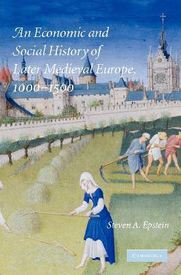 Economic and Social History of Later Medieval Europe, 1000-1500