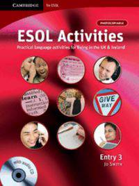 ESOL Activities Entry 3