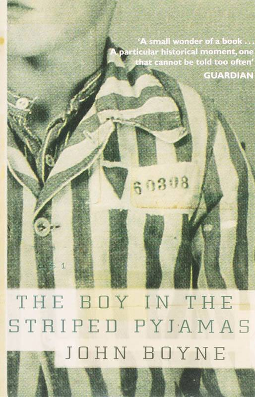 boy in the stripped pjyamas The boy in the striped pyjamas by john boyne – review 'i think it was a great book putting into perspective what jews had to go through and that this happened less than 70 years ago' awesome .