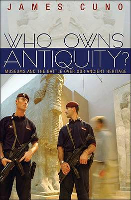 Who Owns Antiquity?