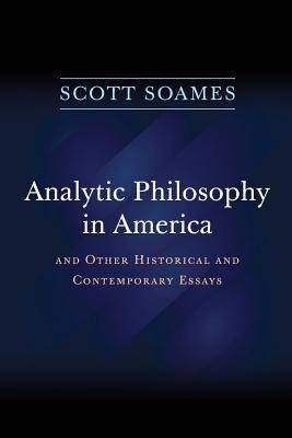Analytic Philosophy in America