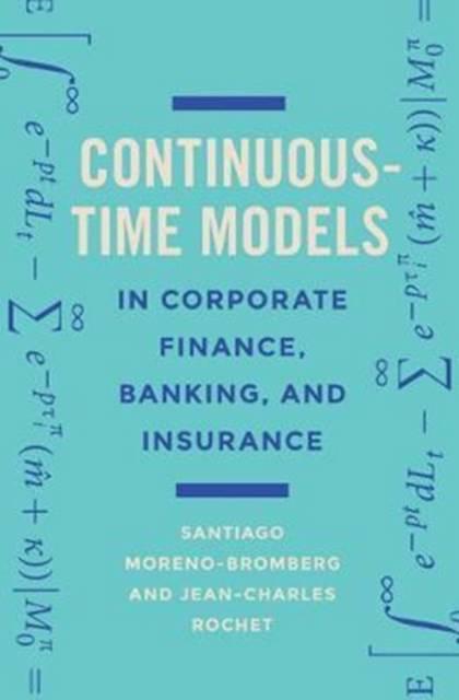 Continuous-Time Models in Corporate Finance