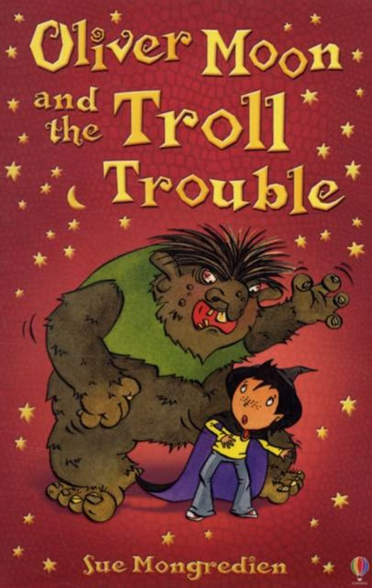 Oliver Moon and Troll Trouble