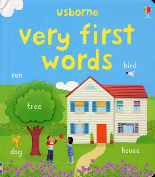 Usborne Very First Words