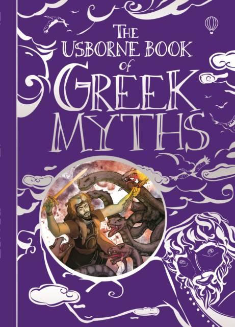 Greek Myths Treasury