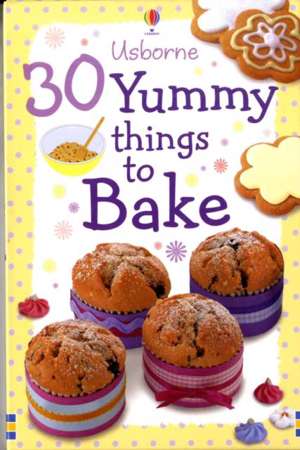 30 Things to Bake