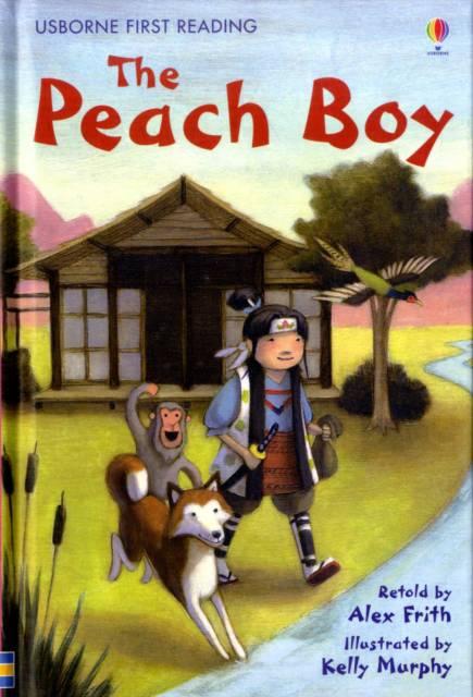 Peach Boy