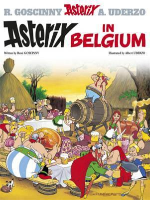 Asterix: Asterix in Belgium