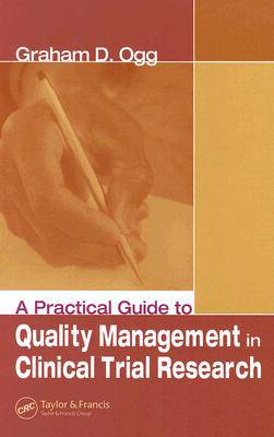 Practical Guide to Quality Management in Clinical Trial Research