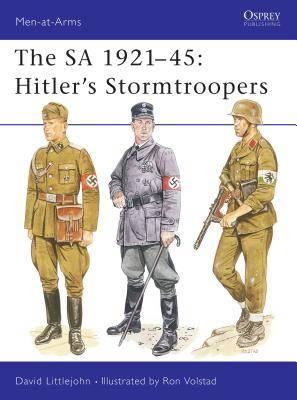 Sturmabteilung, 1921-45
