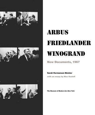 Arbus / Friedlander / Winogrand