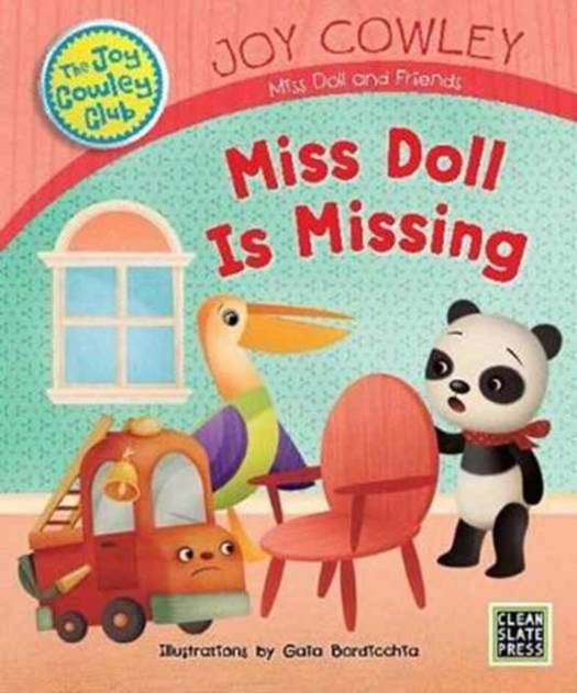 Miss Doll Is Missing Big Book Edition